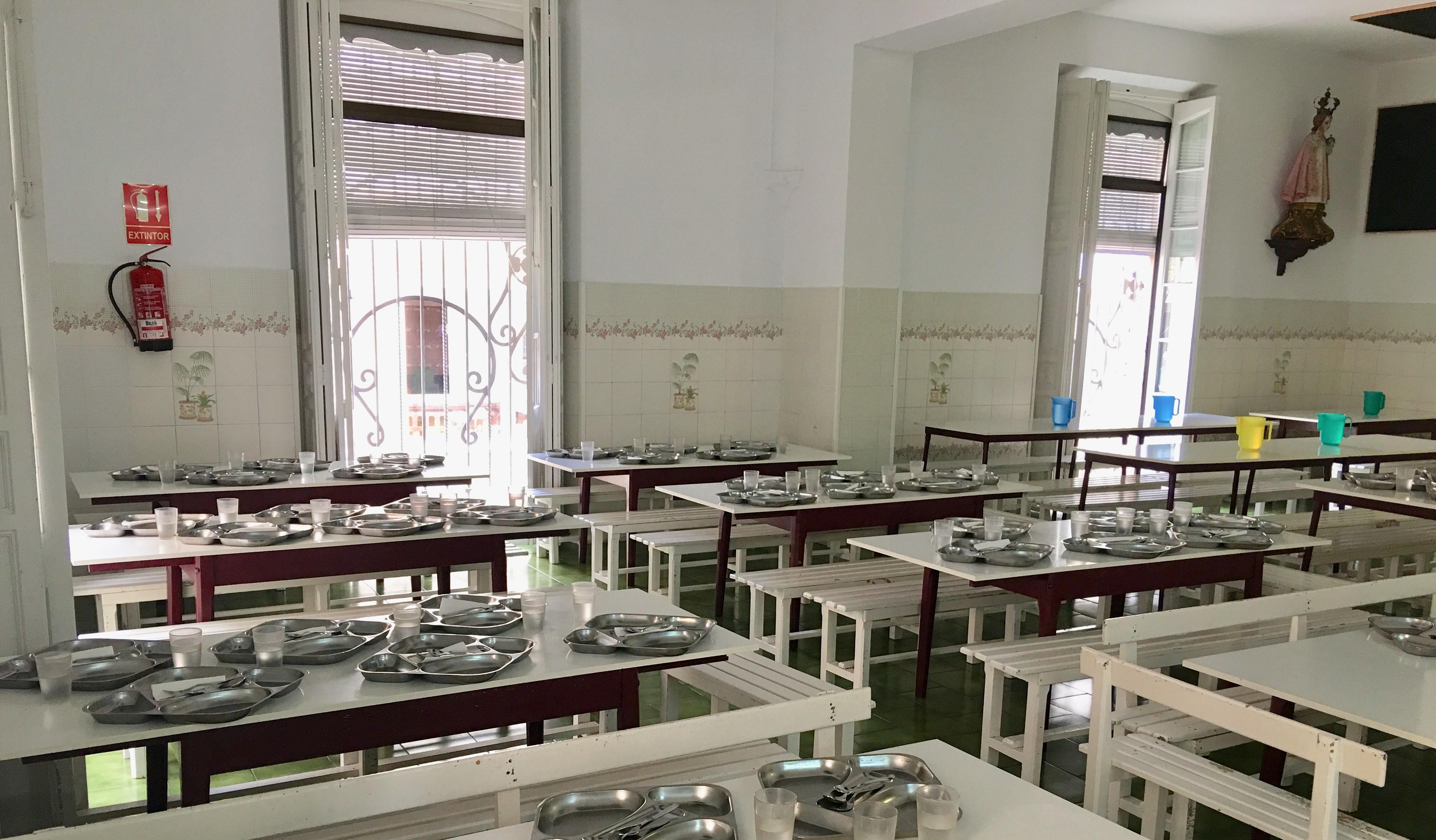 Comedor – Colegio ABECÉ